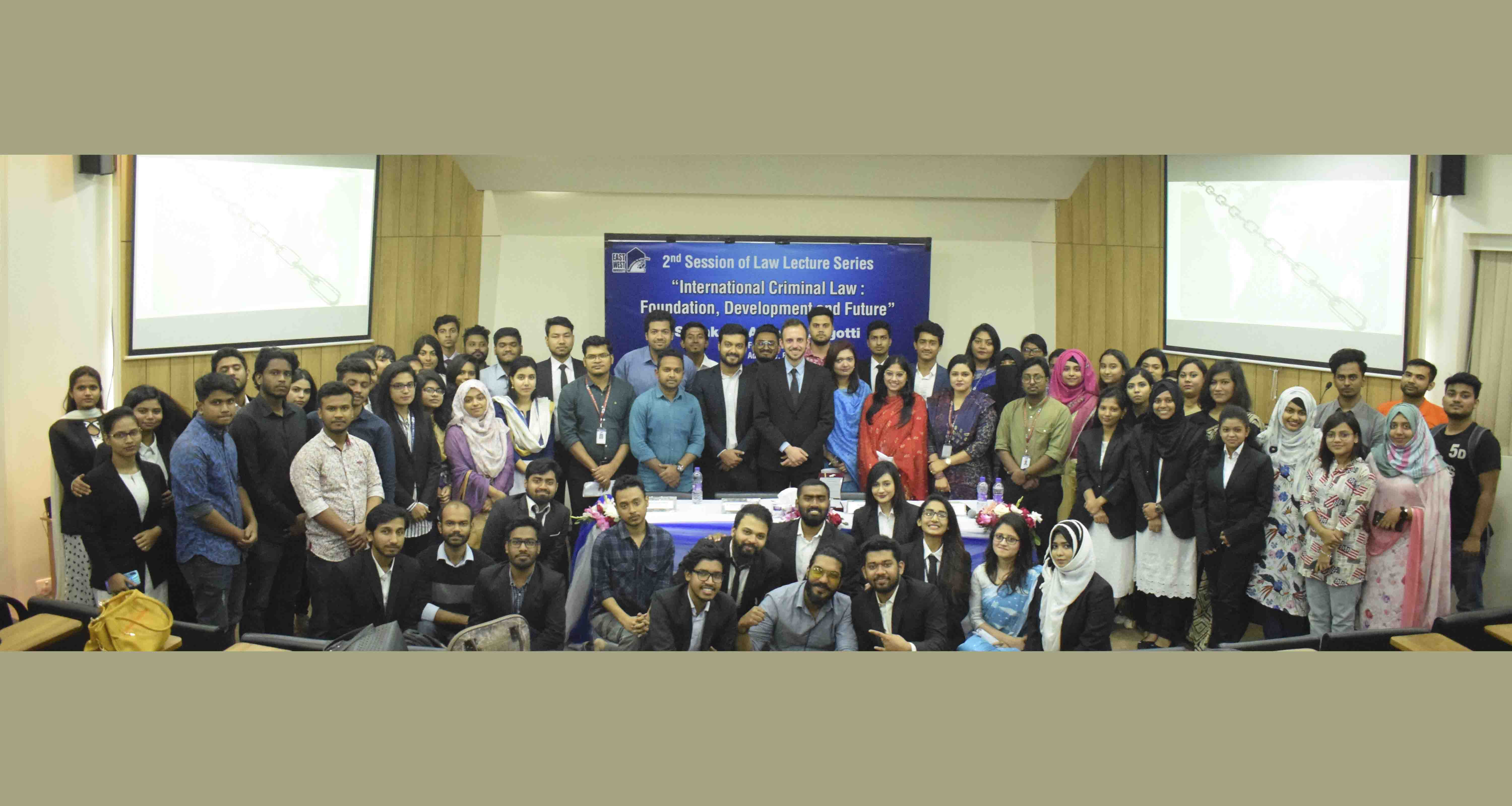 "A Lecture on ""International Criminal Law: Foundati..."