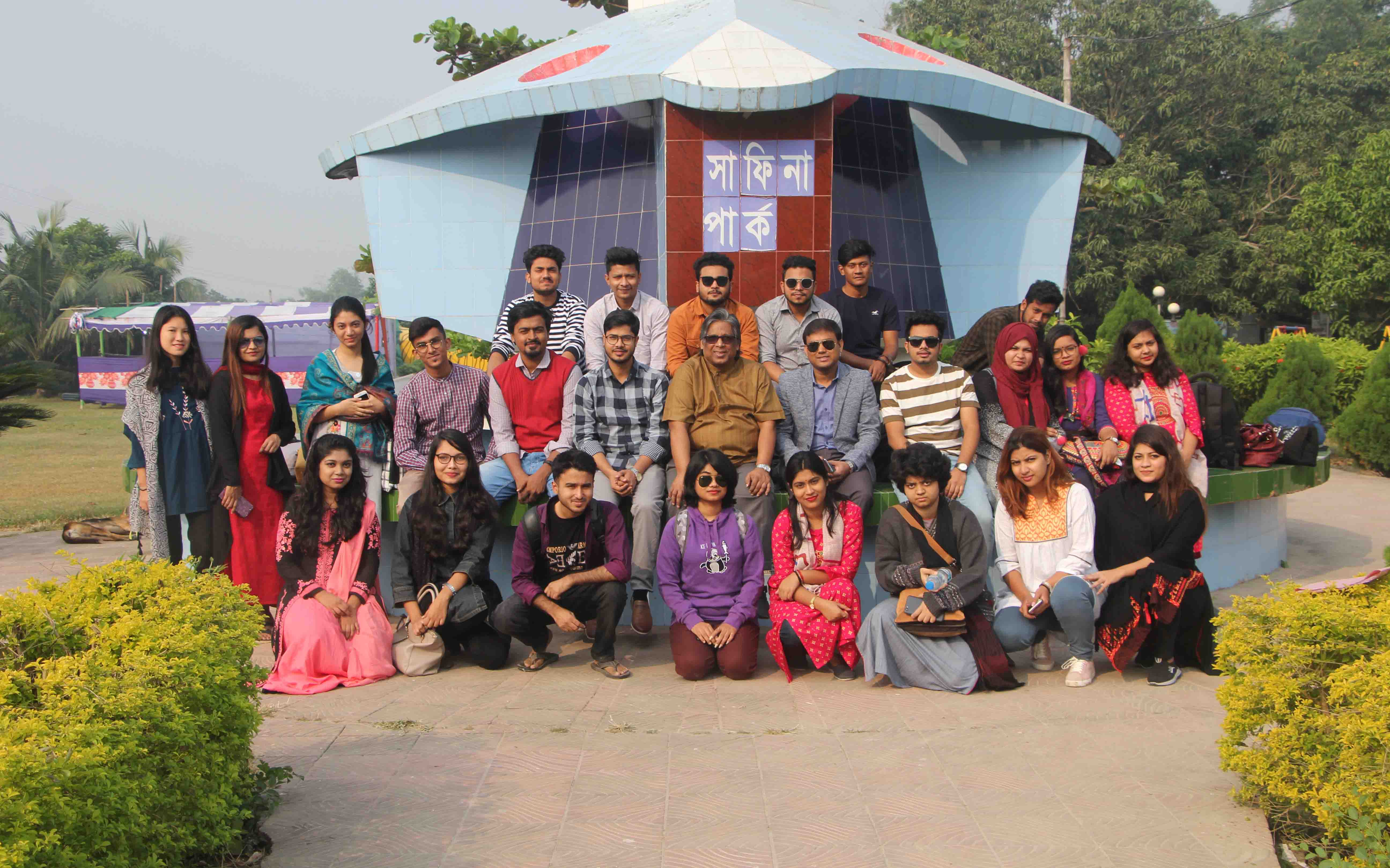 Field Trip at Rajshahi: Understanding Rural Develo