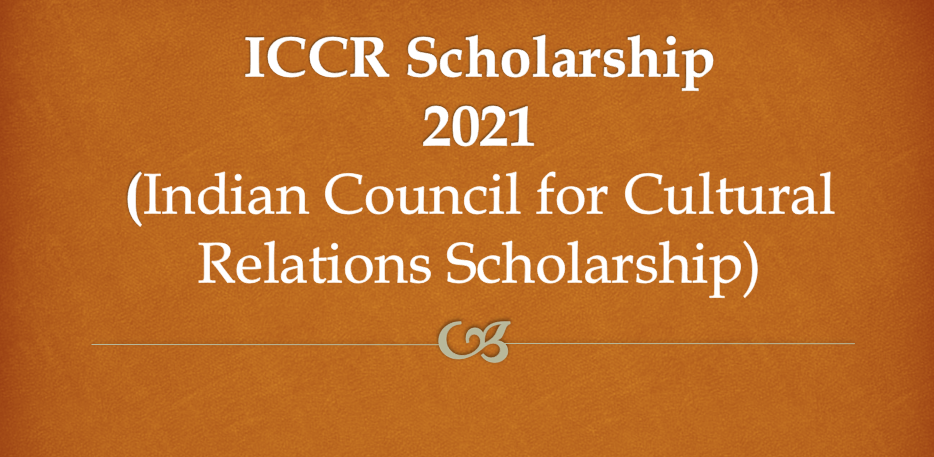 Discussion Session held on ICCR Scholarship 2021 t